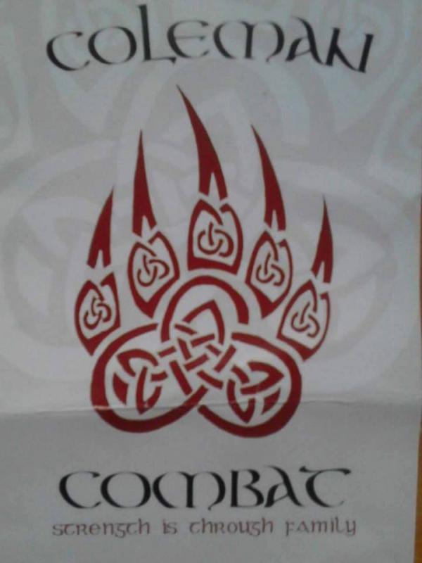 COLEMAN COMBAT